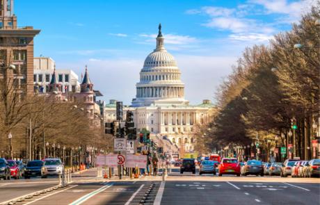 Washington DC, A Vibrant City